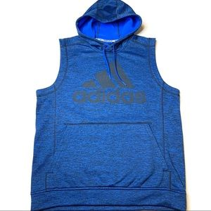 Adidas Climawarm Team Issue Hooded Vest